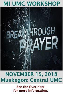 Breakthrough Prayer 2018