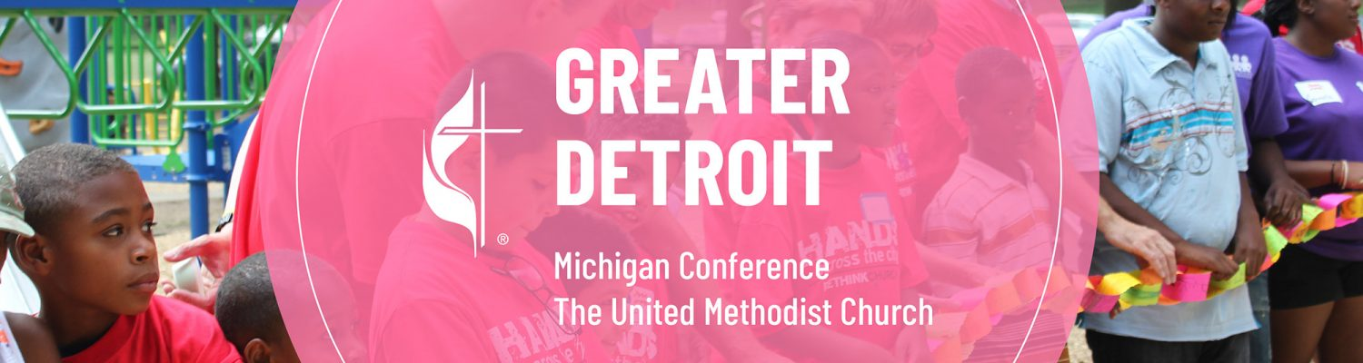 Greater Detroit District Logo