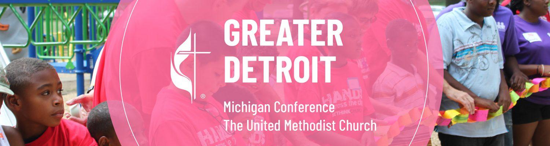 Greater Detroit District Logo