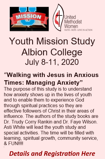 Mission U Youth Study 2020